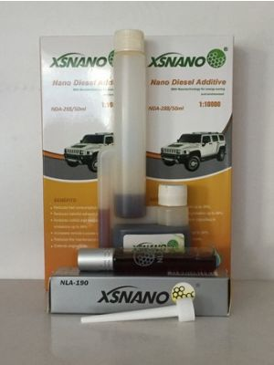 XSNano Nano Diesel Additive NDA - XSNano Nano Lubricant Additive XSNano NLA - Bi-Tron Australia