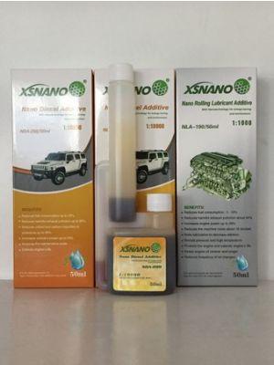 2 NDA 50 1 NLA 50 for 1,000 lt Diesel 50 lt Oil