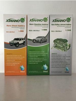 XSNano Nano Diesel Additive  NDA -  XSNano Nano Gasoline Additive XSNano NGA - XSNano Nano Lubricant Additive XSNano NLA - Bi-Tron Australia