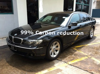 BMW 99% less carbon using XSNano