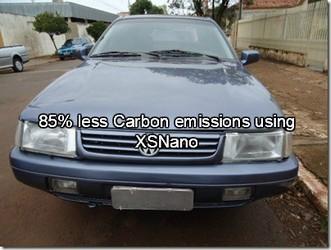 Das Auto Santana 2000