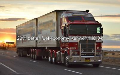 Kenworth K104 and XSNano
