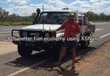 Toyota using XSNano 30% improvement